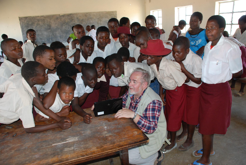 Skolprojekt Sibangani Zimbabwe 2011 170