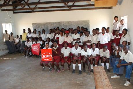 Skolprojekt Sibangani Zimbabwe 2011 168